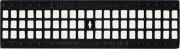 Решетка водоприемная Standart 100 ВЧ-50 кл. С (ячеиcтая)