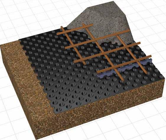 замена бетонной подготовки