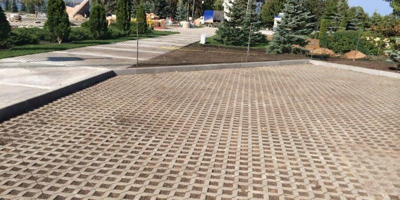 Экопарковка бетон купить пресс бетон цена